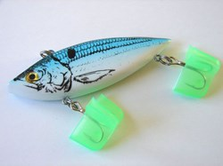 Picture of Blue Shad # 81