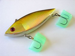 Picture of Gold Shad # 91