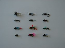 Picture of Custom Flies Assortment # 496