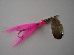 Picture of Bucktail Hot Pink # 136