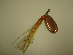 Picture of Kokanee Katcher Copper with Chartreuse # 520