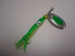 Picture of Kokanee Katcher Green with Chartreuse # 522