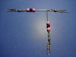 Picture of Pink and Purple Bead Spreader #680