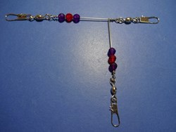 Picture of Purple and Red Bead Spreader #682