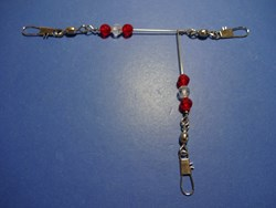 Picture of Red and White Bead Spreader #683